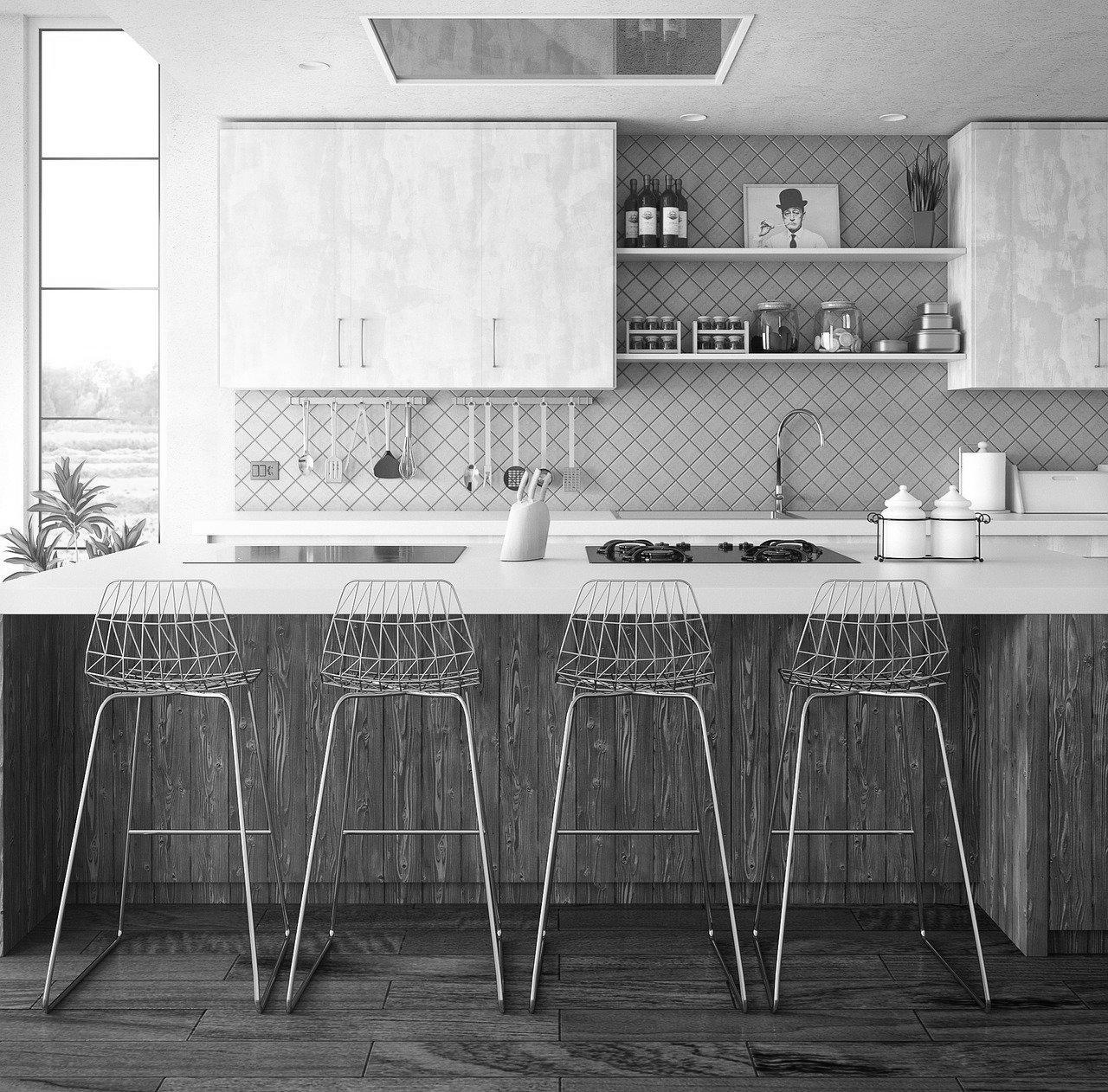 Rénovation de cuisine à Roche-la-Molière 42230 : Les tarifs